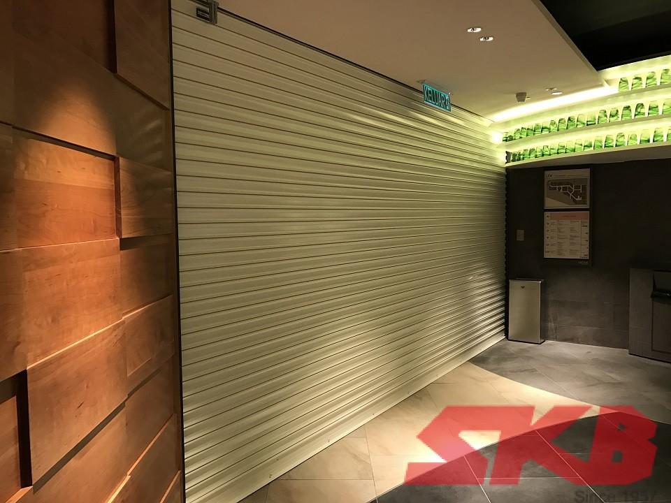 firer esistance shutters