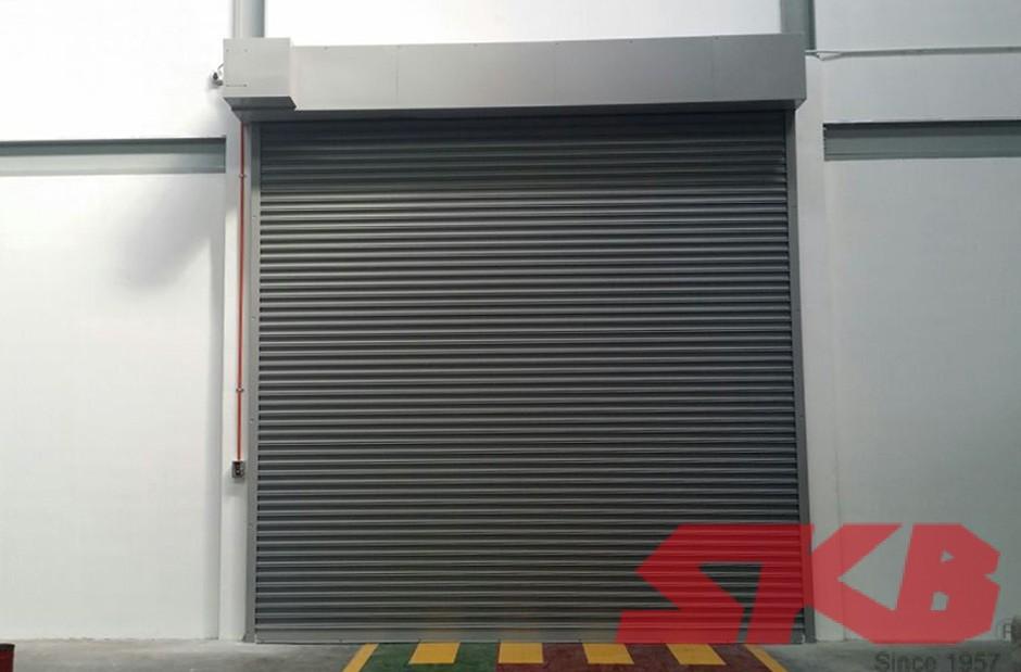 fire resistance shutters