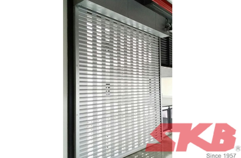 roller grille see thru shutters